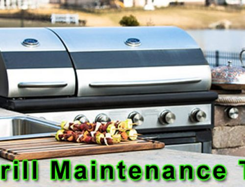 Grill Maintenance Tips