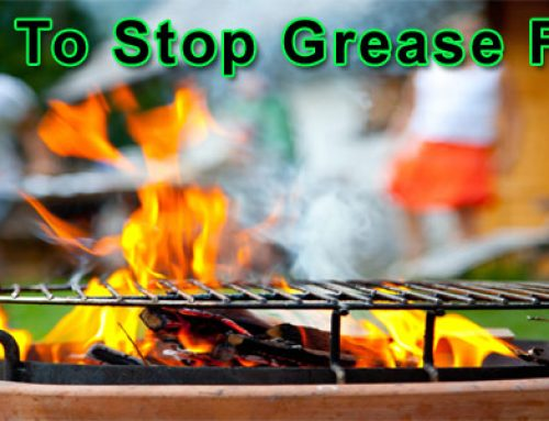 Grill Warning Use These Tips To Stop Grease Fires