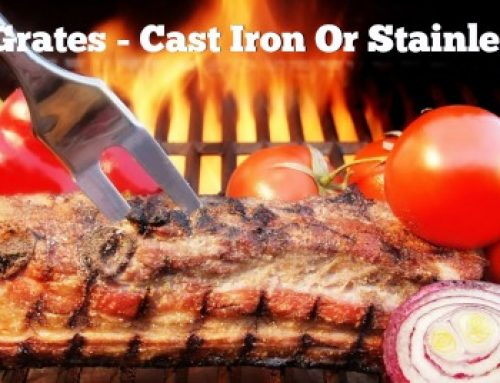 A Grill Grates – Pitting Cast Iron Against Stainless Steel