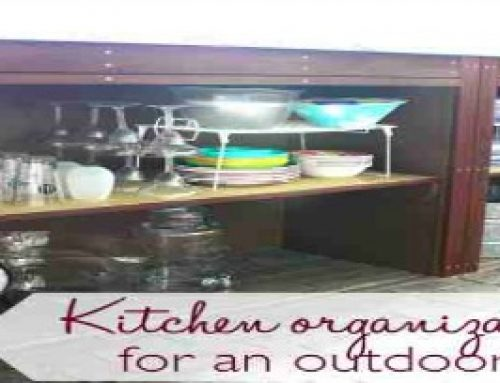 How Important Is It To Organize Your Outdoor Kitchen?