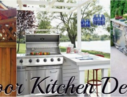 Outdoor Kitchen Designs – How To Choose?