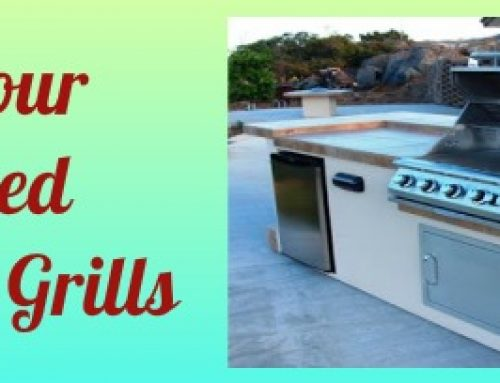 Safety Checks For Gas Fueled Outdoor Grills