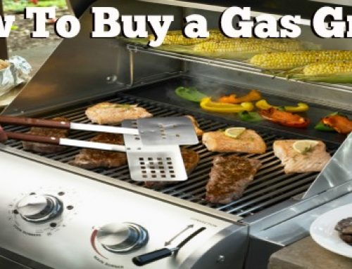 Important Features to Look for When Buying A Gas Grill