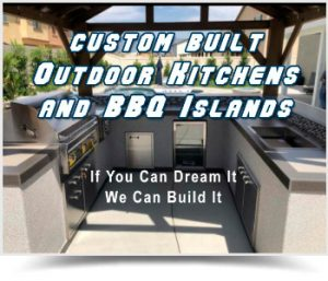 BBQ Islands Custom Built San Diego