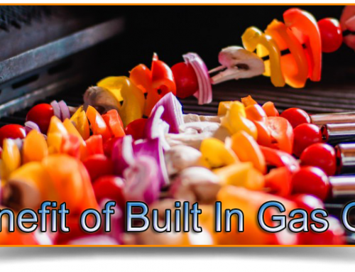 Benefit of Built In Gas Grill