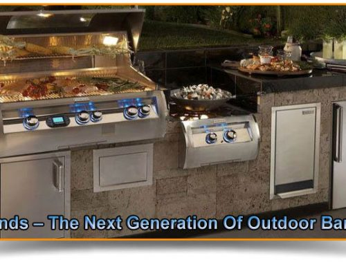 Grill Islands – The Next Generation Of Outdoor Barbecuing