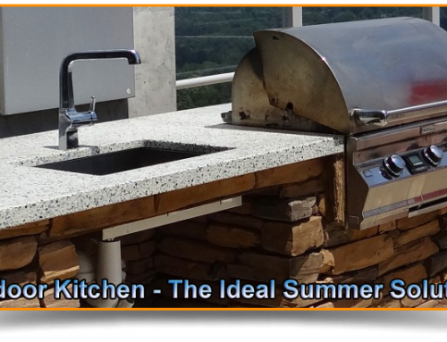 Outdoor Kitchen – The Ideal Summer Solution