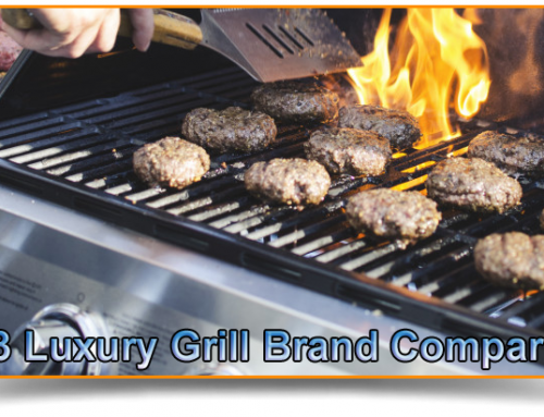 Top 3 Luxury Grill Brand Comparison