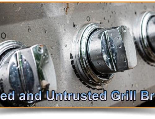Trusted and Untrusted Grill Brands