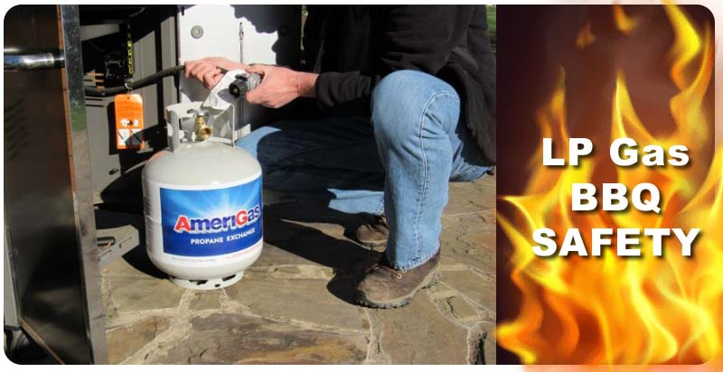 Propane Canister Safety