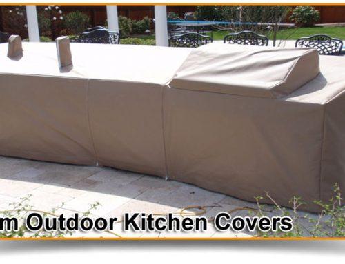 Custom Outdoor Kitchen Covers