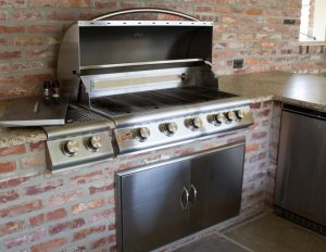 Built in Gas Grills