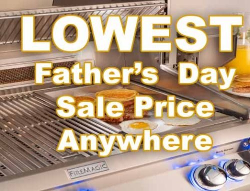 BBQ GRILL FATHER'S DAY SALE SAN DIEGO CA